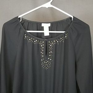 3 for $10- CHICO'S blouse size Medium (1)